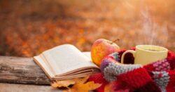 Подборка книг с осенним настроением