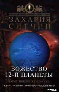 Божество 12-й планеты - Ситчин Захария
